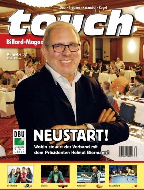 Hemut Biermann - neuer Präsident! Neue DBU? - Das Interview