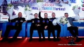 Mission erfüllt; AEJ / Dallinga holt sich den Europapokal
