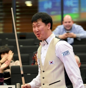 Billiards world in shock: Kyung-Roul Kim passed away