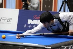 Haeng Jik Kim; Sieg und neue Nr. 1 in Korea
