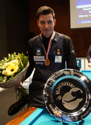 Raymund Swertz takes his first allround title