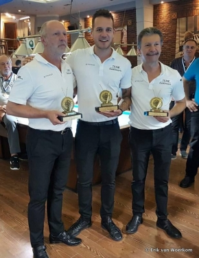 Dutch team winner Royal Pro Cup in Thessaloniki