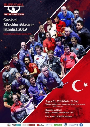 World's best restart at Survival in Istanbul
