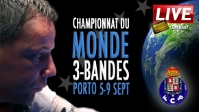 Sixteen groups for World championship in Porto