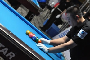 POOL'S BEST IN UPHILL CLIMB TO THE TOP