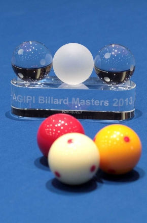 Agipi Masters stops: sad news for billiards