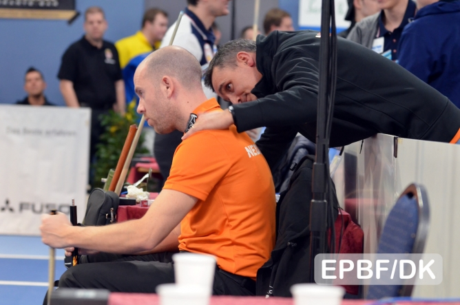 Disaster for Dutch and Polish teams