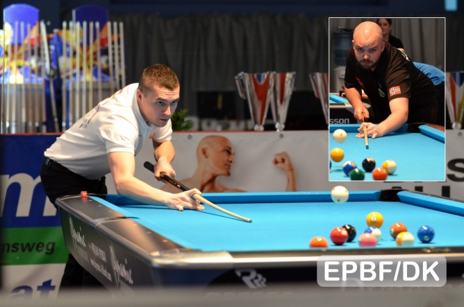 Fortunski on fire for 10-ball title