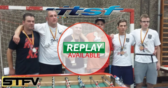 Replays: ITSF Master Series Ottweiler 2016