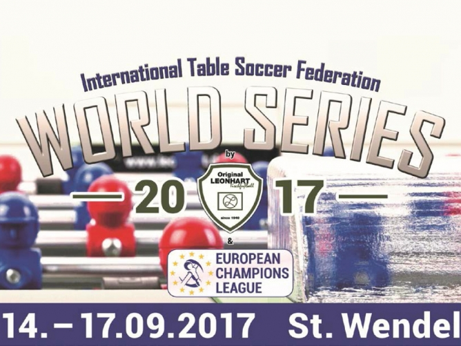 REPLAYS: ITSF World Series by Leonhart 2017