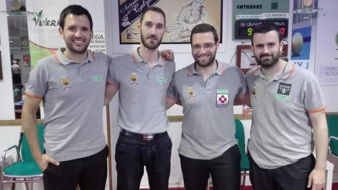 Paiporta campeón de España 2016/2017