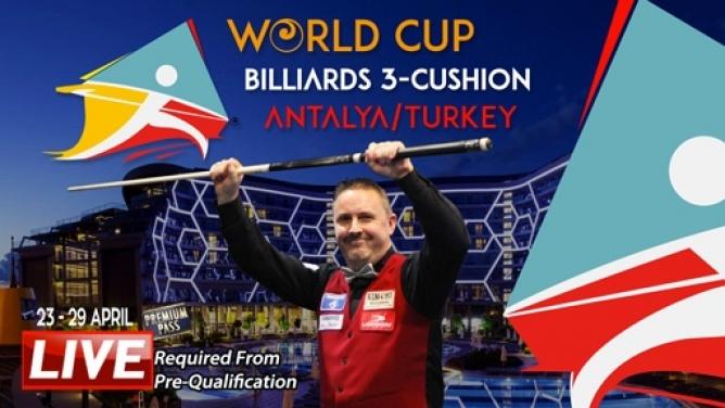 Antalya (TR) - Auftakt in spektakuläre Weltcupsaison