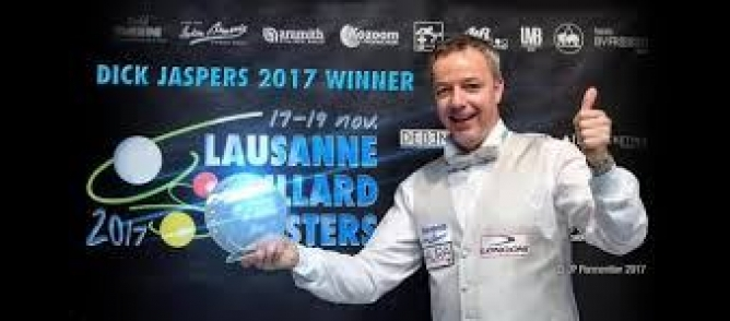 Diane Wild presents new Lausanne Masters
