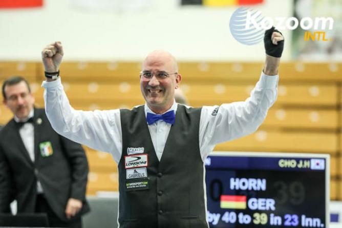 Martin Horn hat es geschafft! Weltcupsieg in La Baule