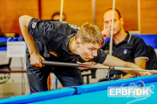 The 2018 Dynamic Billard Eurotour season kicks off with a free for all