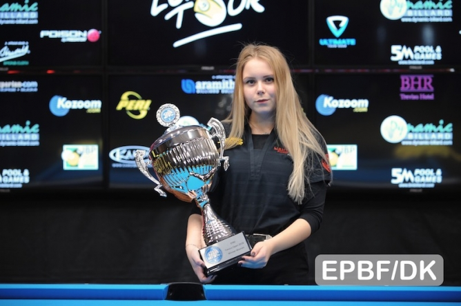 Kristina Tkach snatches second title for Russia this week