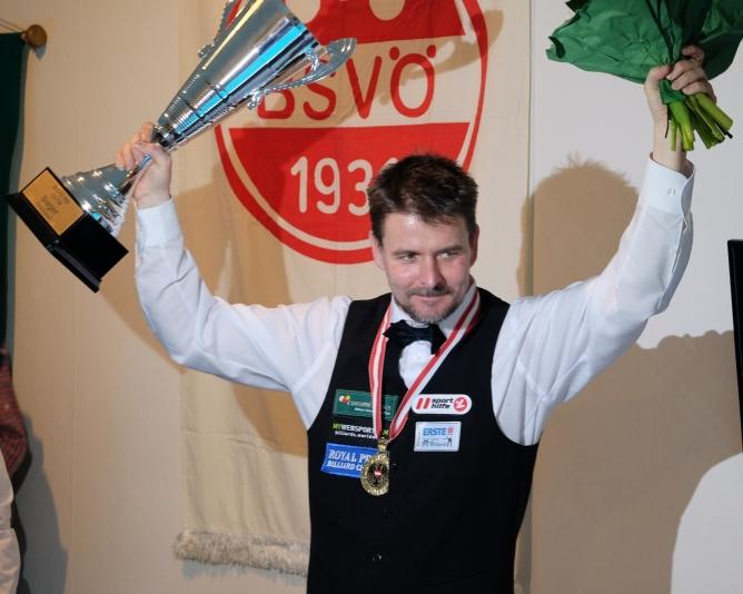 Andreas Efler - Neuer Österreichischer Meister