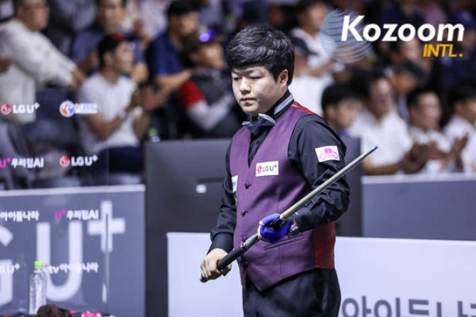 Myung-Woo Cho (20), best average, no points