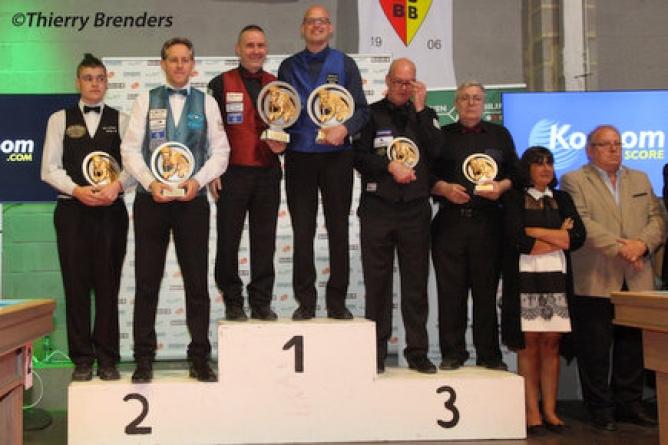 Caudron gewinnt nach super-spannendem Finaltag