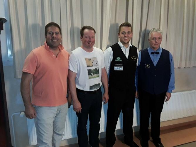 Lukas Stamm (BA Berlin) gewinnt 1.GGP in Wedel