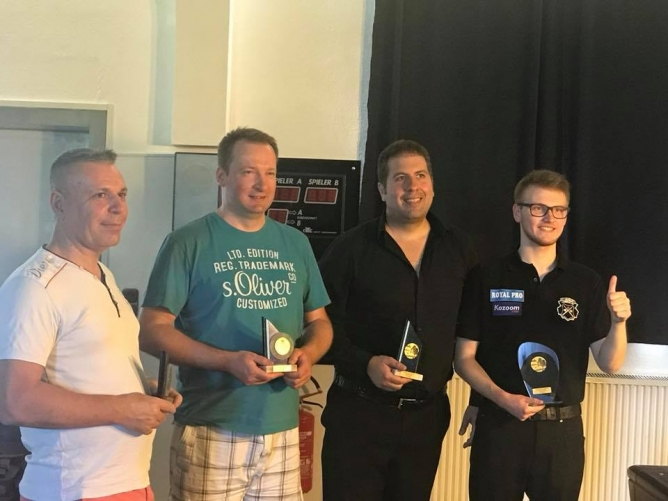 Tom Löwe (21) gewinnt 2.German Grand Prix in Kassel