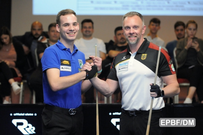 Filler over Hohmann in all-German clash