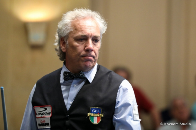 Zanetti and other top guns in Italian team championship