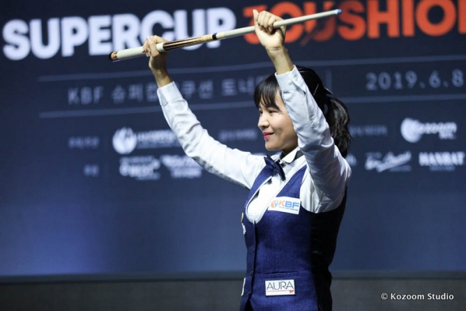 Sruong Pheavy wint Supercup in Korea