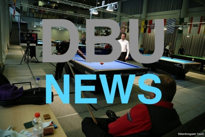 German federation DBU makes 2021/22 planning