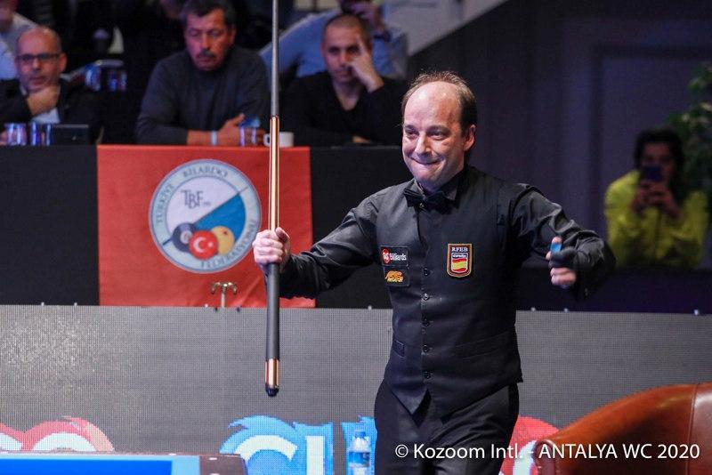 Sanchez vô địch Worldcup Antalya 2020 với cơ Predator - Nguồn: Kozoom