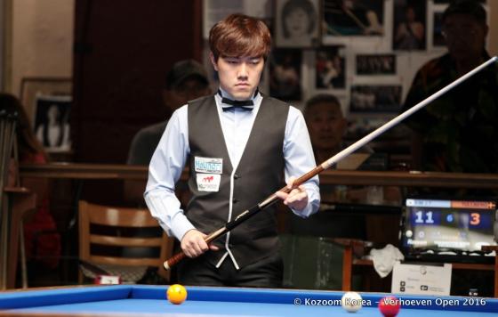 Kim Tae Jun đang có phong độ rất cao ở Antalya - Nguồn: Kozoom