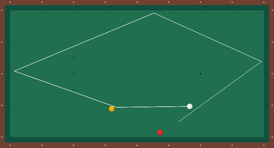 Carom Billiard Try to be a hybrid player 3-Cushion - Bert's