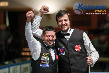 Thổ Nhĩ Kỳ vô địch World Championship National Teams 2019